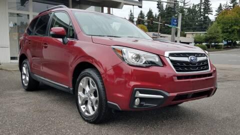 2018 Subaru Forester for sale at Seattle Auto Deals in Everett WA