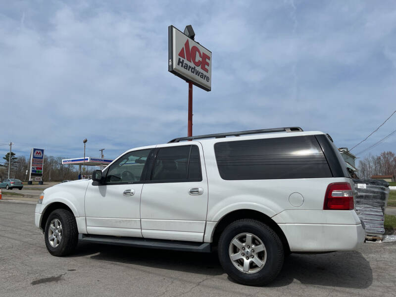2010 Ford Expedition EL for sale at ACE HARDWARE OF ELLSWORTH dba ACE EQUIPMENT in Canfield OH
