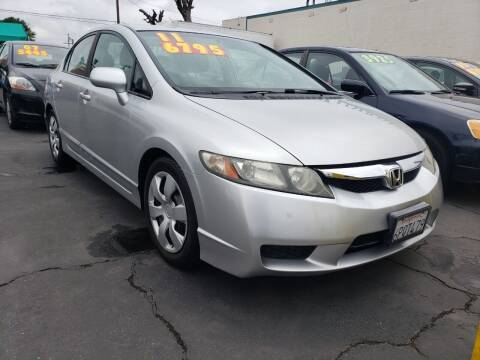 2011 Honda Civic for sale at First Shift Auto in Ontario CA