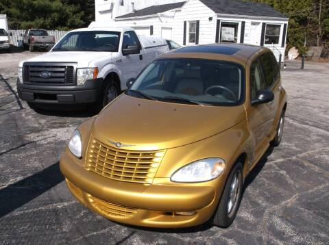 2002 Chrysler PT Cruiser for sale at M & N CARRAL in Osceola IN