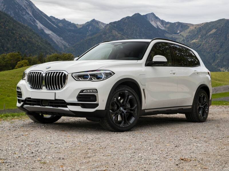 2022 BMW X5 for sale at BMW OF NEWPORT in Middletown RI