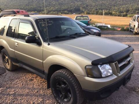 2003 Ford Explorer Sport for sale at Troys Auto Sales in Dornsife PA