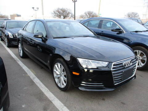 2017 Audi A4 for sale at SOUTHFIELD QUALITY CARS in Detroit MI
