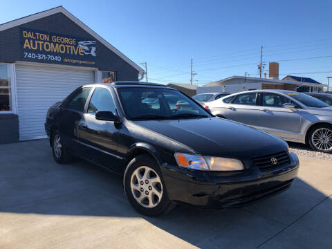 1999 Toyota Camry for sale at Dalton George Automotive in Marietta OH