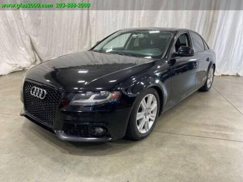 2009 Audi A4 for sale at Green Light Auto Sales LLC in Bethany CT