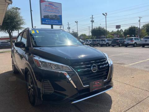 2021 Nissan Kicks for sale at Magic Auto Sales in Dallas TX