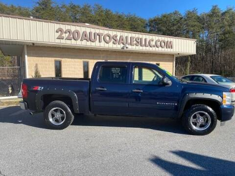 2007 Chevrolet Silverado 1500 for sale at 220 Auto Sales LLC in Madison NC