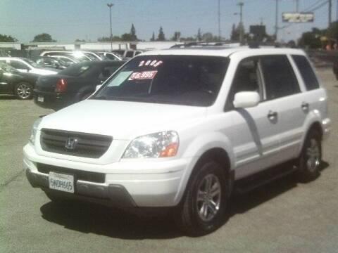 2005 Honda Pilot for sale at Valley Auto Sales & Advanced Equipment in Stockton CA