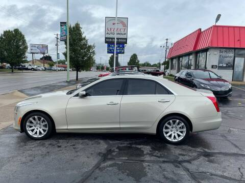 2014 Cadillac CTS for sale at Select Auto Group in Wyoming MI