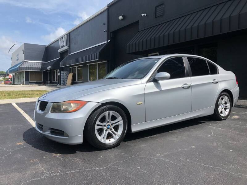 2008 BMW 3 Series for sale at Motor Trendz Miami in Hollywood FL