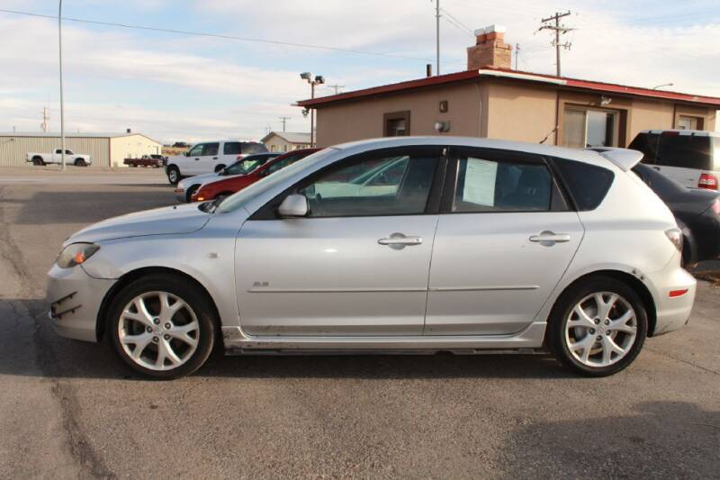 2008 Mazda MAZDA3 for sale at Epic Auto in Idaho Falls ID