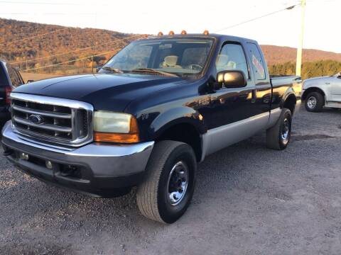 2001 Ford F-250 Super Duty for sale at Troys Auto Sales in Dornsife PA