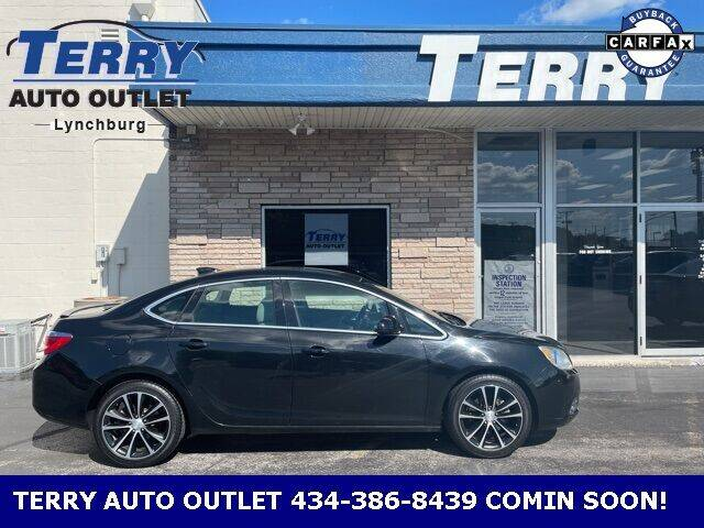 2017 Buick Verano for sale at Terry Auto Outlet in Lynchburg VA
