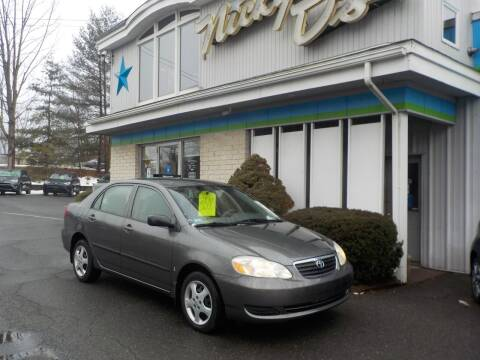 2005 Toyota Corolla for sale at Nicky D's in Easthampton MA