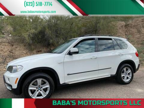 2007 BMW X5 for sale at Baba's Motorsports, LLC in Phoenix AZ