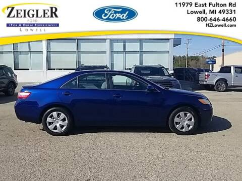 2009 Toyota Camry for sale at Zeigler Ford of Plainwell- Jeff Bishop in Plainwell MI