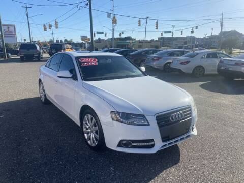 2011 Audi A4 for sale at Sell Your Car Today in Fayetteville NC