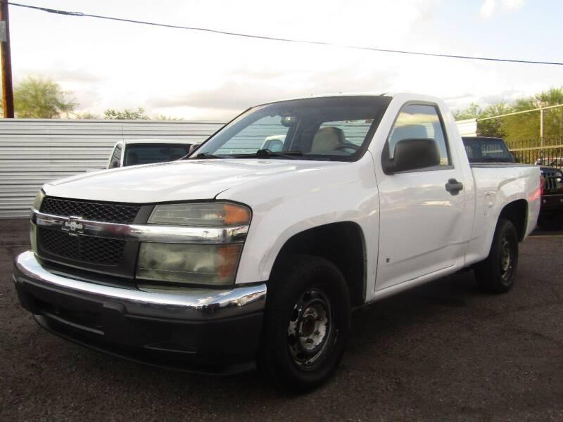 2008 Chevrolet Colorado for sale at Van Buren Motors in Phoenix AZ