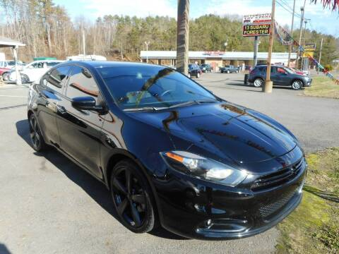 2016 Dodge Dart for sale at Automotive Toy Store LLC in Mount Carmel PA