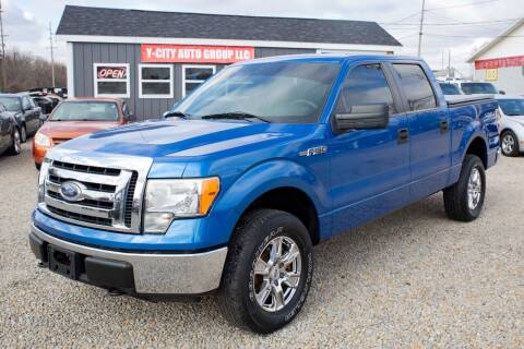 2010 Ford F-150 for sale at Y City Auto Group in Zanesville OH