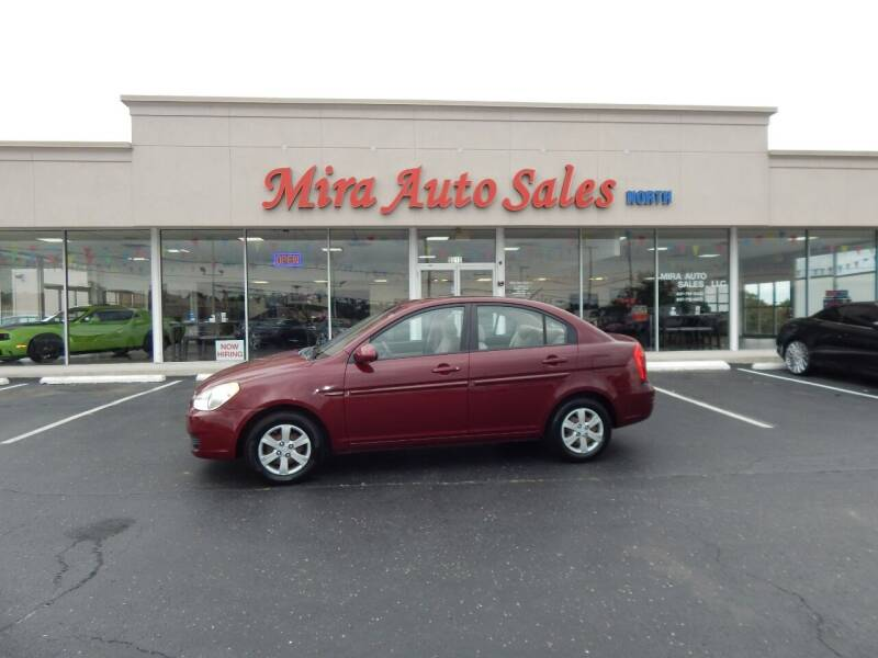2009 Hyundai Accent for sale at Mira Auto Sales in Dayton OH