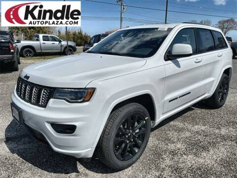 2021 Jeep Grand Cherokee for sale at Kindle Auto Plaza in Middle Township NJ