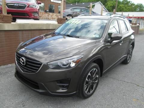 2016 Mazda CX-5 for sale at WORKMAN AUTO INC in Pleasant Gap PA