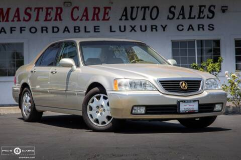 2003 Acura RL for sale at Mastercare Auto Sales in San Marcos CA