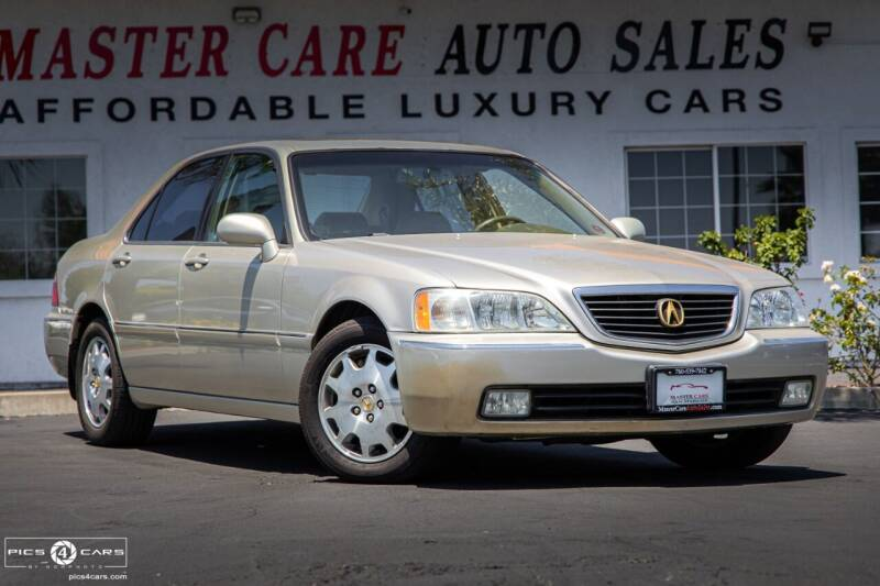 2003 Acura RL for sale in San Marcos, CA