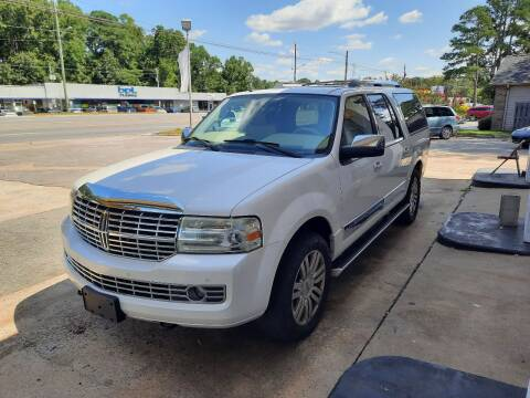 2010 Lincoln Navigator L for sale at PIRATE AUTO SALES in Greenville NC