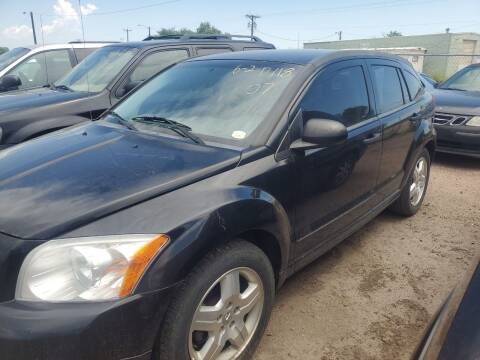 2007 Dodge Caliber for sale at PYRAMID MOTORS - Fountain Lot in Fountain CO
