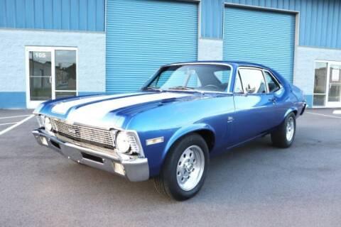 1970 Chevrolet Nova for sale at Classic Car Deals in Cadillac MI