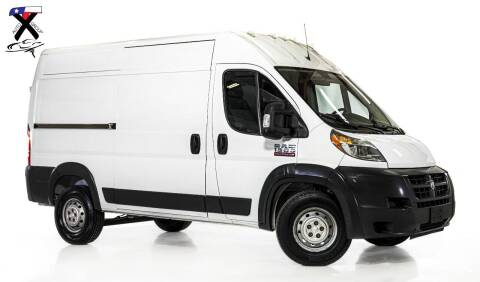 2014 RAM ProMaster Cargo for sale at TX Auto Group in Houston TX