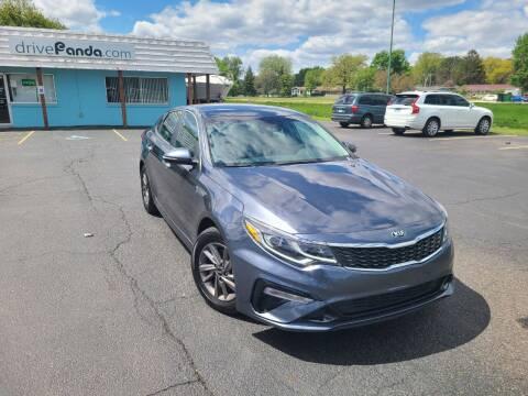 2020 Kia Optima for sale at DrivePanda.com in Dekalb IL