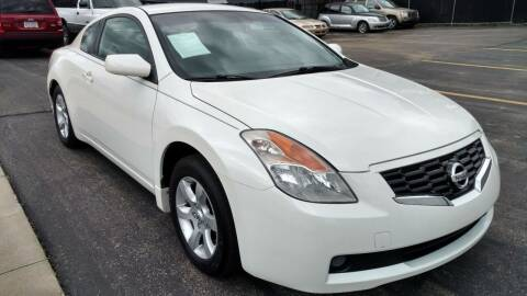 2009 Nissan Altima for sale at Graft Sales and Service Inc in Scottdale PA