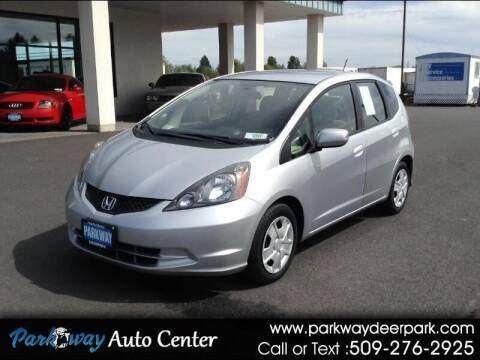 2012 Honda Fit for sale at PARKWAY AUTO CENTER AND RV in Deer Park WA