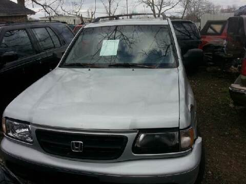 2000 Honda Passport for sale at Ody's Autos in Houston TX