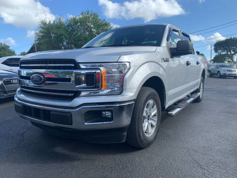 2018 Ford F-150 for sale at Bargain Auto Sales in West Palm Beach FL