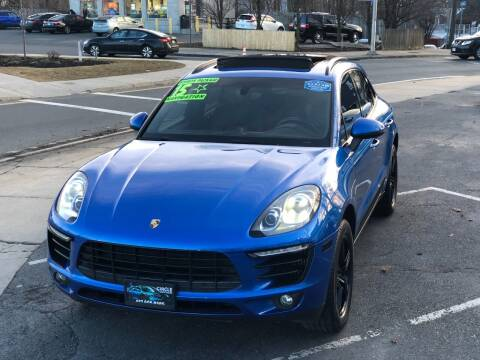 2015 Porsche Macan for sale at Circle Auto Sales in Revere MA