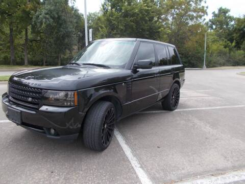 2011 Land Rover Range Rover for sale at ACH AutoHaus in Dallas TX