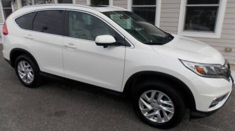 2016 Honda CR-V for sale at Bachettis Auto Sales in Sheffield MA