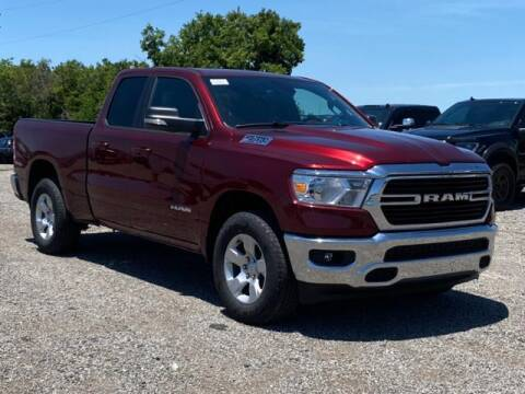 2021 RAM Ram Pickup 1500 for sale at Vance Fleet Services in Guthrie OK