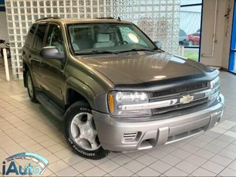 2007 Chevrolet TrailBlazer for sale at iAuto in Cincinnati OH