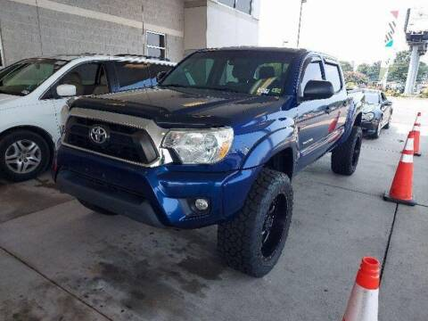 2014 Toyota Tacoma for sale at Smart Chevrolet in Madison NC