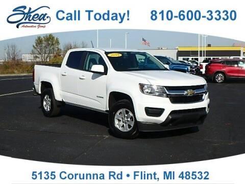 2018 Chevrolet Colorado for sale at Jamie Sells Cars 810 in Flint MI