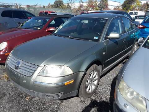 2004 Volkswagen Passat for sale at M & M Auto Brokers in Chantilly VA