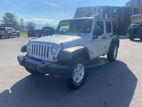 2007 Jeep Wrangler Unlimited for sale at Snyder Motors Inc in Bozeman MT