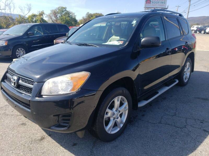 2011 Toyota RAV4 for sale at Salem Auto Sales in Salem VA