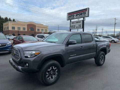 2019 Toyota Tacoma for sale at Auto Sports in Hickory NC