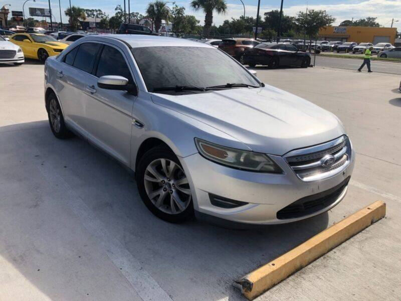 2012 Ford Taurus for sale at Empire Automotive Group Inc. in Orlando FL